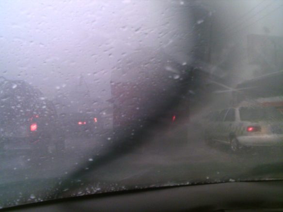 Asi era la lluvia de Toluca