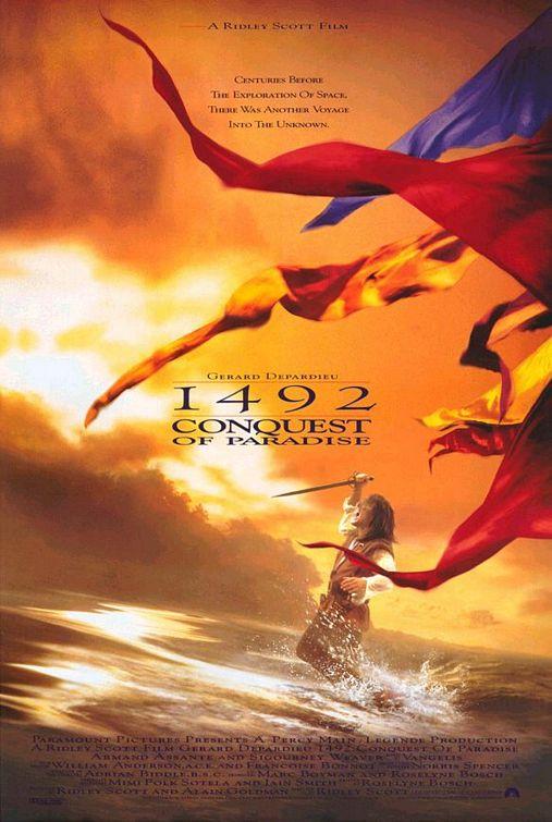 1492: Conquista del paraiso (Paraiso hallado... o perdido???)