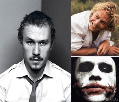 Heath Ledger: Oscar Mejor Actor de Reparto (The Dark Knight)
