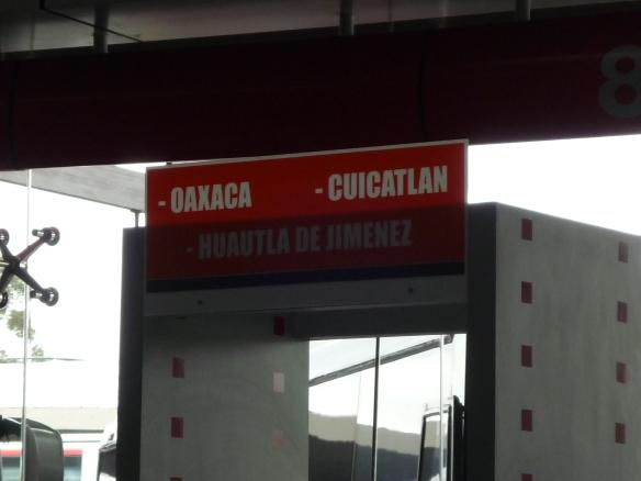 Yo, por eso, mejor me voy a Huautla (Donde sea que sea eso...)