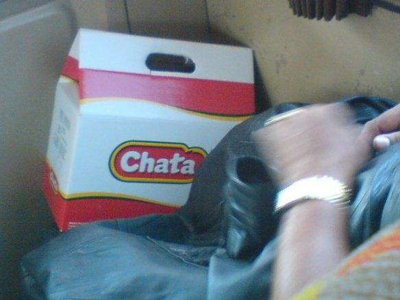 """Que carajos es """"CHATA""""????"""