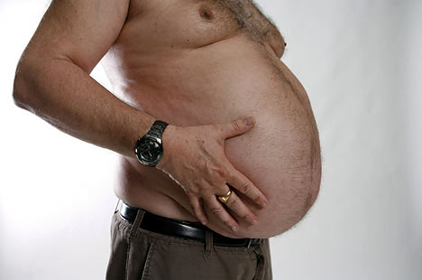 Es un mendigo gordo!!!!