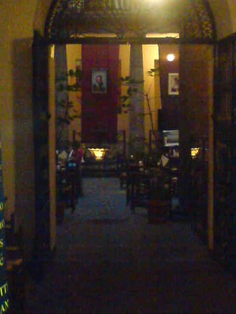 """El fabulantastico """"Cafe de la selva"""" sucursal Centro!!!"""
