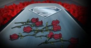 Y Superman murio... pero de verdad...