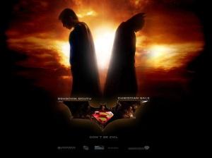 Superman hecho Batman???